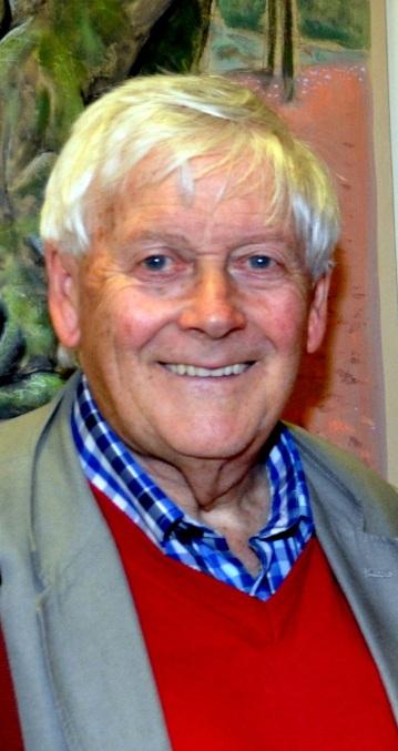Flynn Brendan, artitic director Clifden Arts Festival