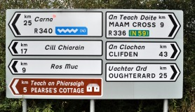 Stena Line - Places to visit in the Gaeltacht on the Wild Atlantic WayGaeltacht
