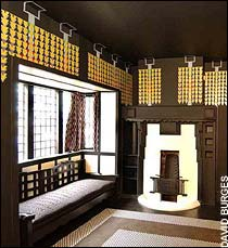 CHARLES RENNIE MACKINTOSH SETTING