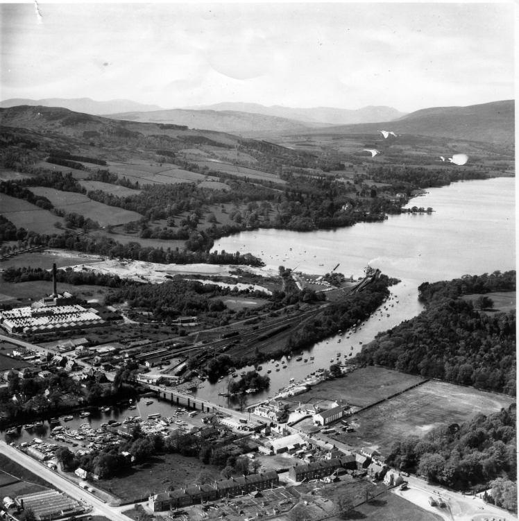 Flamingo Land site in 1961.jpg 2