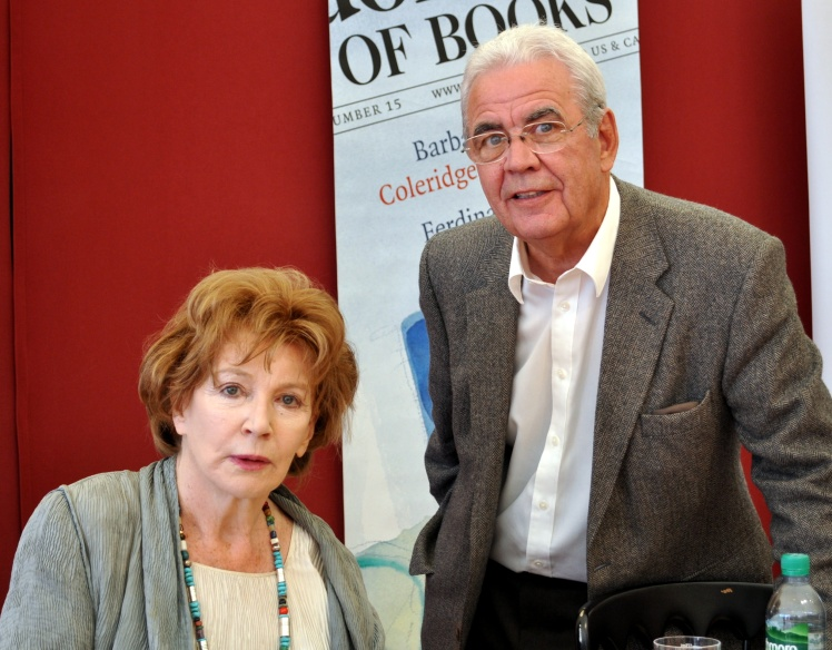 Bill and Edna O'Brien