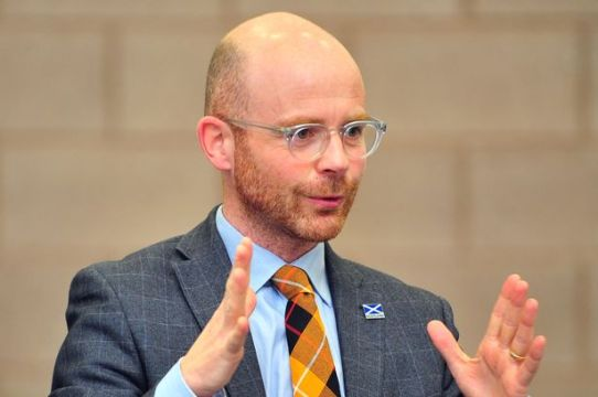Docherty Hughes Martin MP