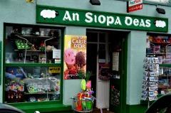 paint 22 shop in Clifden