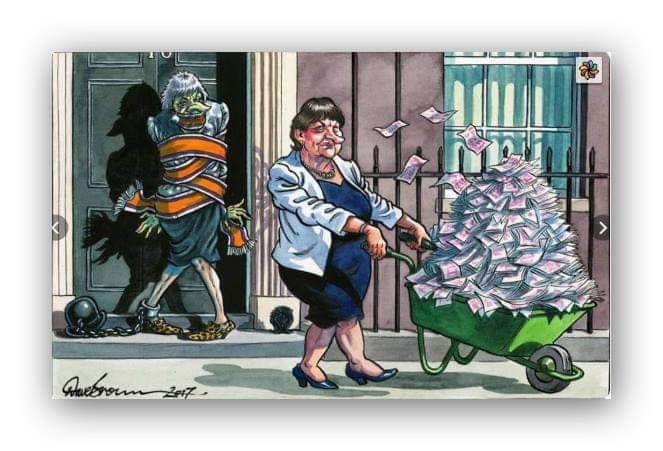 Arlene cartoon
