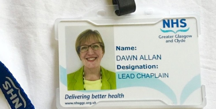 Dawn Allan spiritual care chaplain