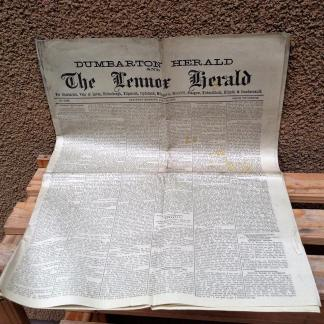 Lennox Herald from 1925