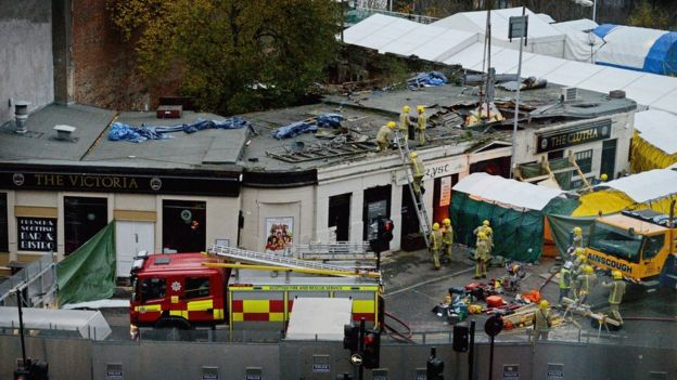 Clutha crash pic