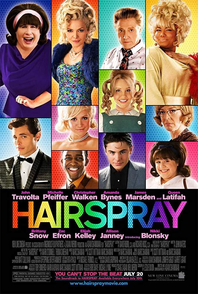 cncord Hairspray