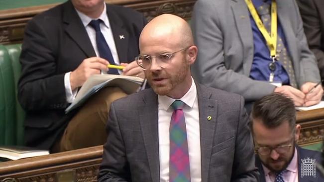Martin Dochety Hughes MP