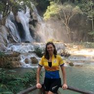 Petra and Waterfall