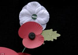 WHO PAID FOR YOUR POPPY TODAY?