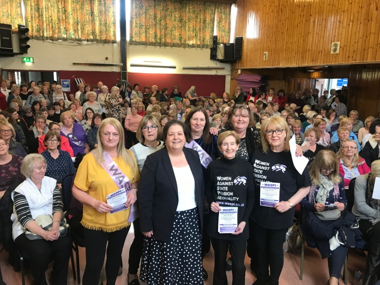 WASPI meeting