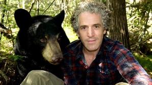 Buchanan Gordon and a bear