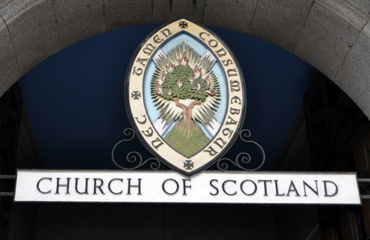 Church of Scotland 121 George Street H