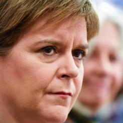 Sturgeon Nicola mental health