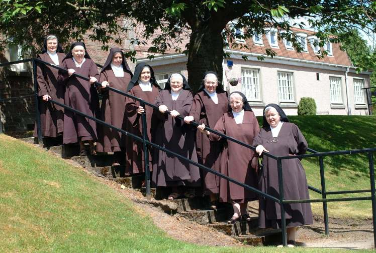 Carmelites for convent sale story