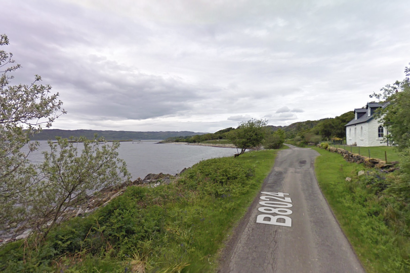 TWO BODIES AND CRASHED CAR FOUND ON ARGYLL SHORE