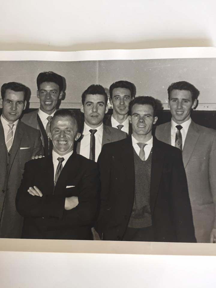 Brucehill men in the Fifties