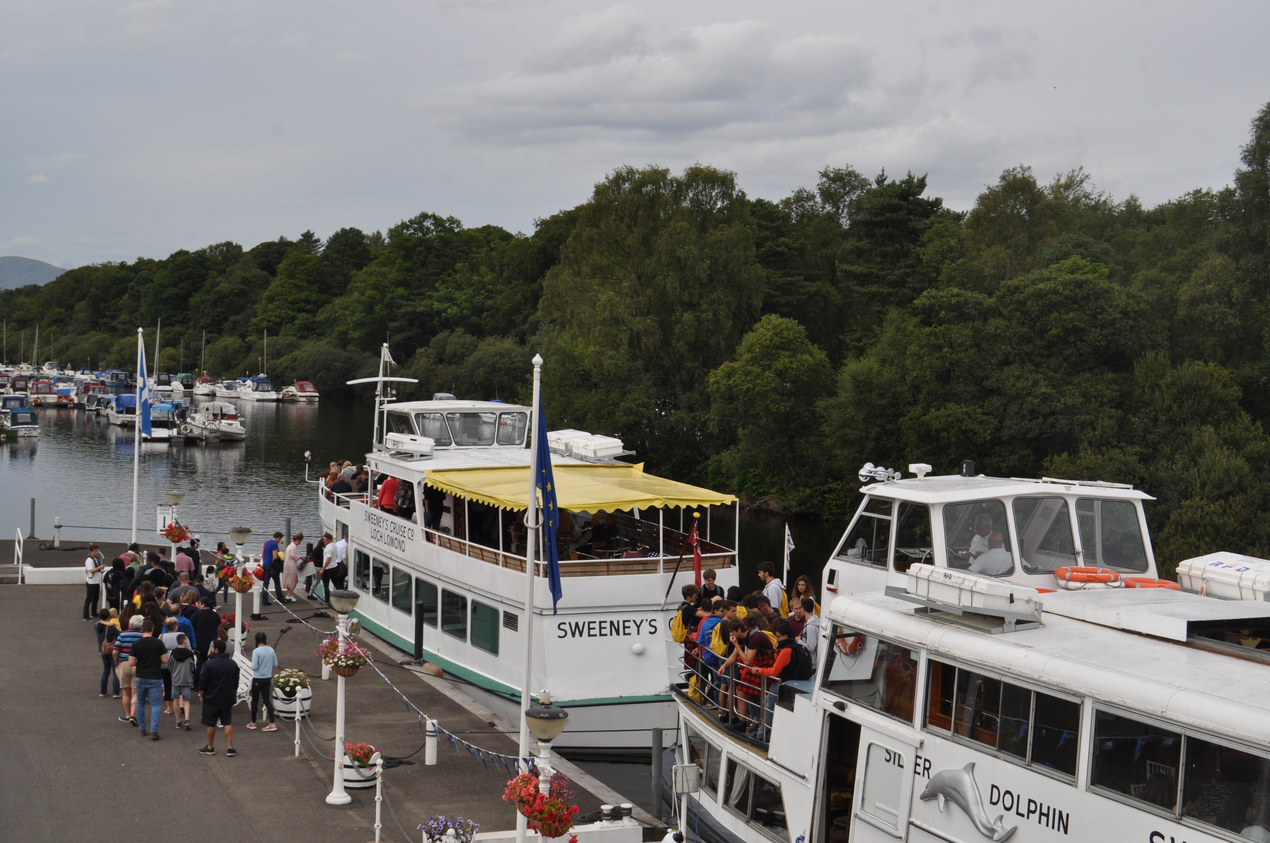 Lock Lomond no more: five-mile travel limit lifted