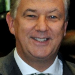 Peter Lawell, the Celtic CEO