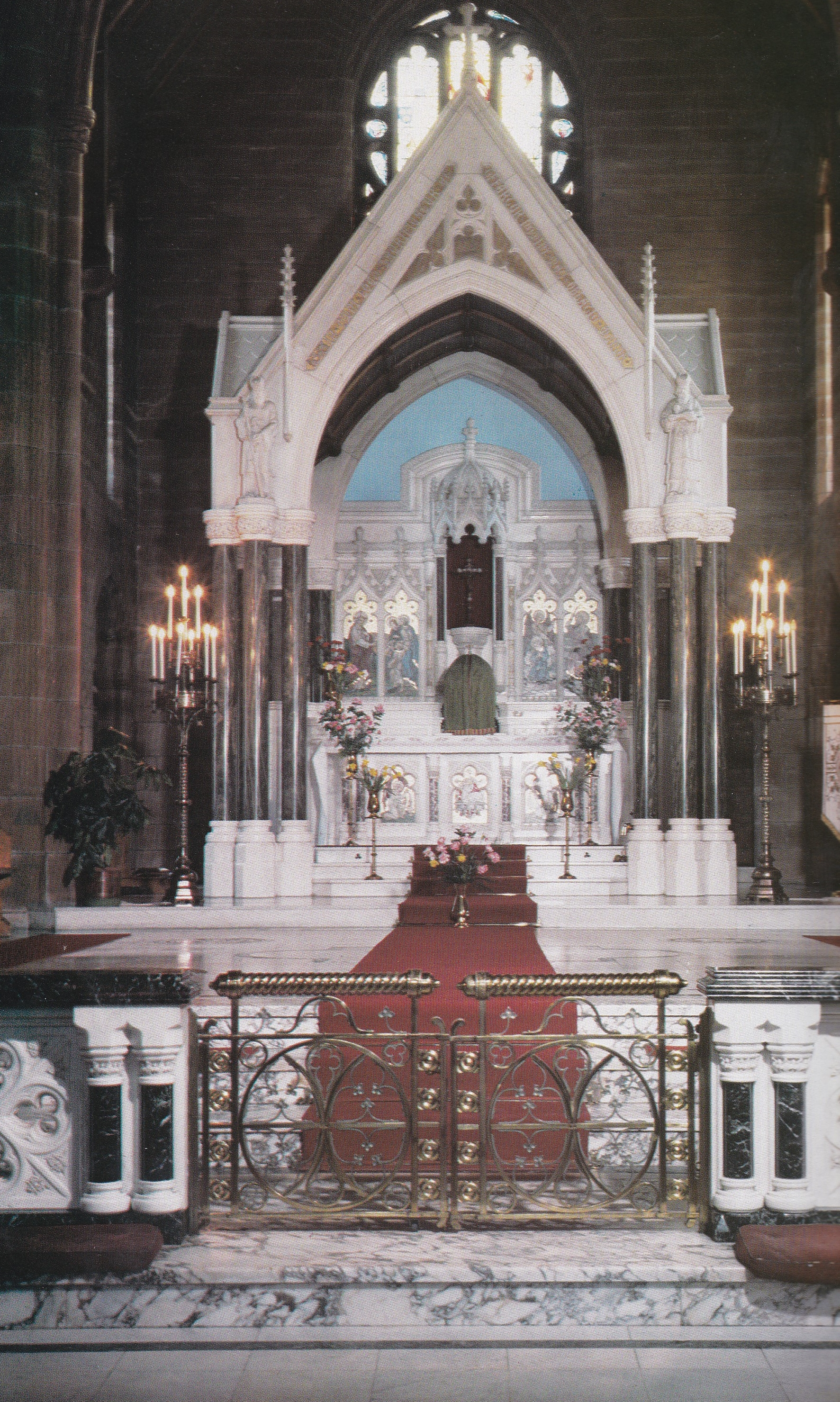 VIRUS: HOMILY AT FUNERAL MASS FOR FIRST LOCAL PERSON TO DIE