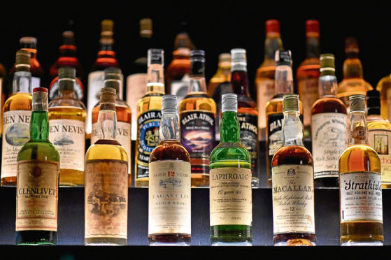 IS WHISKY ESSENTIAL TO HEALTH AND WELFARE OF SCOTLAND?