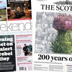 Scotsman news image