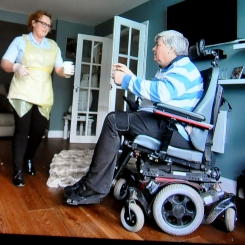 virus homecare wheelchair