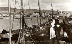 Helensburgh fishing boats