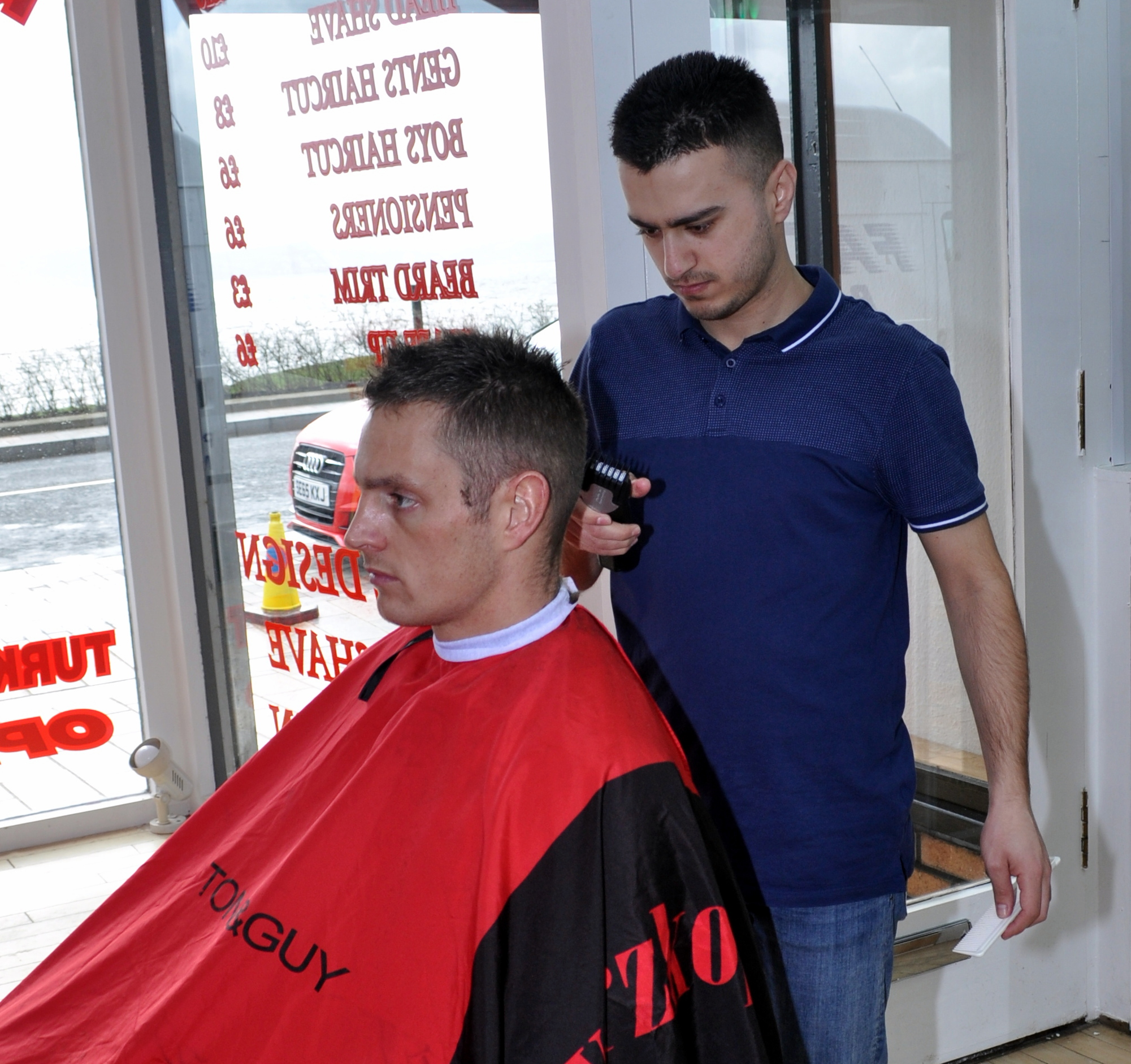 Hairdressers and barbers to re-open on Wednesday