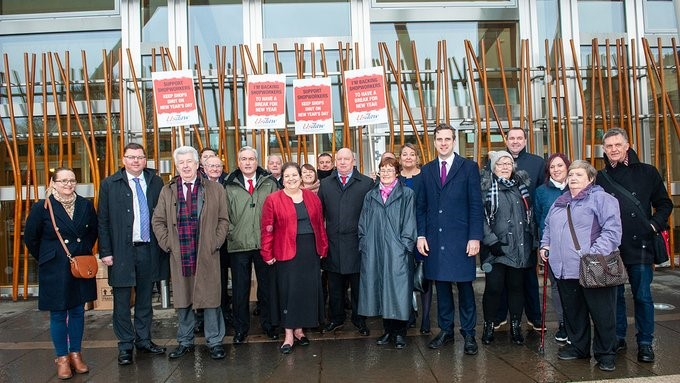 MSP SUPPORTS LAW TO PROTECT SHOP WORKERS